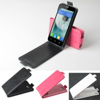 Free Shipping Top Quality PU Leather Case Flip Cover for Alcatel One Touch Idol Mini 6012X,6012A,6012W+Free Gift