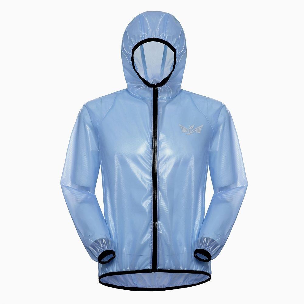 Езда на велосипеде одежда велосипед велосипед ультра-дешевый тонкий ветровка куртка плащ M-3XL