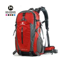 Hot Sale Brand Outdoor Climbing Backpacks Men & Women Waterproof Nylon Travel Mountaineering Bag Cycling Hiking Camping Backpack