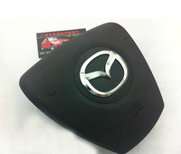 Free Shipping High quality steering wheel airbag cover steering wheel cover For 2009-2012 Mazda 6