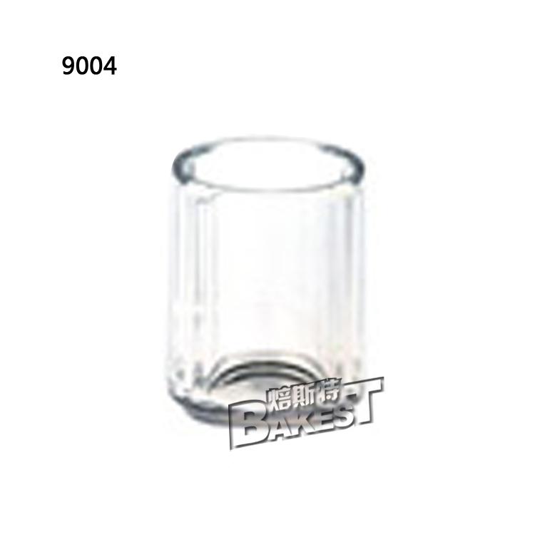 Bakest best seller fast delivery polycarbonate Crystal clear shatterproof latest salt pepper Bath Cups#JB9004(China (Mainland))