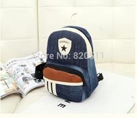 GO FASHION denim fabric fashion sports series chest pack bag tide bag 4 color joker pocket wholesale
