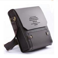 Fashion Briefcase Leather Men Messenger Bags Recreation Woman Bussiness Shoulder Bag