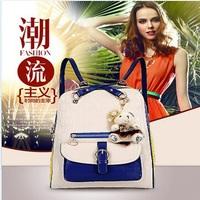 New 2014 fashion women backpack mochila school bags for girls