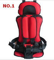 Free Shipping 2014 Baby Car Seat, Child Car Safety Seat, Safety Car Seat for Baby of 9-25KG and 9 Months-5 Years Old,4 Color