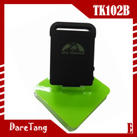 Newest TK102B GPS Tracker TF-card slot G-sensor Tri-Axis Controller Quad-band Long time standby gps tracker