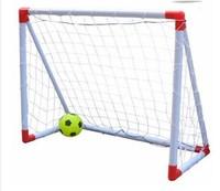 high quality children sports goods baby mini soccer ball goal including net and soccer ball christmas gift children gift