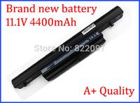 New 5200mAh Laptop Battery for Acer Aspire 3820T 4820T 5820T 5820TG 7745 4745G 7745G 7745Z 5553 5553G 5625 7250 7739 Series