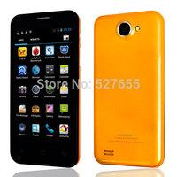 "free shipping New Original SANTIN X12 4.5"" 480x854 pixels Android 4.1 Dual SIM MTK6517 Dual Core Russian phone"