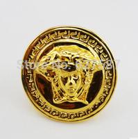 2014 new arrival  popular golden head big ring