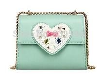 2014 new diamond bow chain shoulder bag small bag fashion handbags Messenger