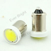 Wholesale 100pcs BA9S bulbs COB 1 Led about 2w Car LED Lights 1 smd DC12V Door Lights Car Auto Lamp