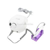 Free Shipping 110-220V Pro NEW Electric Nail Drill for Nail Art Acrylic Nail Drill Salon and Home Use