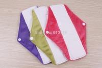 Happy Flute bamboo fiber sanitary napkin 50 pcs free shipping