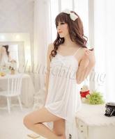Women Sexy Underwear Babydoll Dress Chemise Nightwear Pajamas Erotic Lingerie Hot Sleepwear Dress Fantasias Femininas