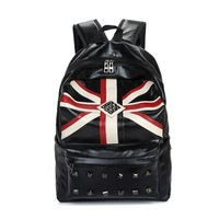 New 2014 fashion men's backpacks school bags mochila feminina