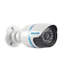 ESCAM 720P Onvif Metal Camera with 6MM Lens,15M IR-Range,Support Mobile Detection ESQ630M,P2P