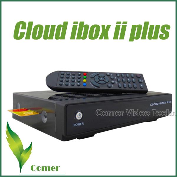 High quality Cloud ibox 2 HD support Blackhole Openpli imagw Cloud ibox 2 plus enigma2 xbmc hd satellite receiver support sky uk(China (Mainland))