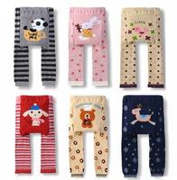 Hot Baby Kid Boy Girl PP Pants Legging Cute Pattern Trousers Free Shipping S M L