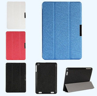 NEW Slim Pattern 3- Folders Leather Case Cover For Hewlett Packard HP 8 1401 Compaq8