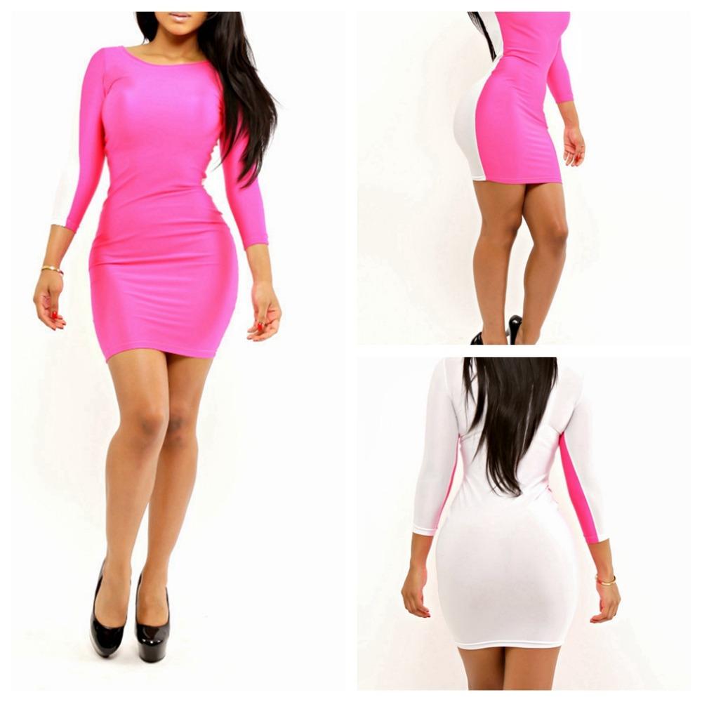 купить Женское платье Print Bodycon Dress Bodycon YH8056 недорого