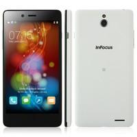 Original 4G FDD-LTE Foxconn Infocus M512 5.0 Inch HD IPS MSM8926 Quad Core Android 4.4 Cell Phones 1GB 4GB OTG Multi Languages