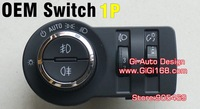 2014new arrival Chevrolet TRAX TRACKER AUTO HEADLAMP LHD SWITCH BUTTON ON OFF  FOG HEADLIHGT FOGLIGHT LAMPS control