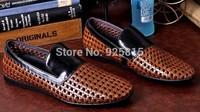 Men oxford shoes 2014 British Style Men's Black  Wedding Shoes Pointed Toe Genuine Leather Mens Dress Shoes sapatilhas