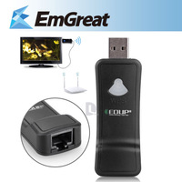 EDUP EP-2911 150Mbps Universal Wireless Smart TV Wifi Card TV Wifi Adapter TV Sticks for Samsung or Any TV P0015596 Free Ship