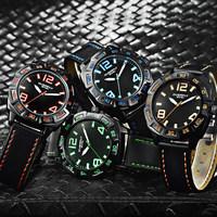 2014 Brand Sport Men Women Watch  Diving Waterproof Watch Dress Watch Clocks Military Quartz Wristwatch Jelly Watches ML0556