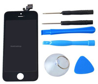 Original Black for iPhone 5 LCD Display Digitizer Touchscreen Glass Assembly +Tools