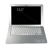 buy cheap laptops computer in china 13.3 inch VIA8880 dual core laptops prices in china(China (Mainland))