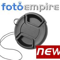 52mm Snap-On Front Lens Cap Cover for 52 mm Nikon D5100 D5200 D3200 D3100 18-55mm 55-200mm Lens DSLR Camera