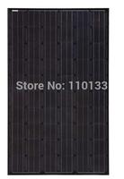 EU Stock 260Wp Munchen Solar For Sale (Black)