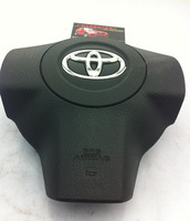 Free Shipping High quality steering wheel airbag cover steering wheel cover For 2009-2010 Toyota RAV4