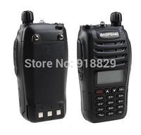 Free Shipping  Baofeng UV-B6 VHF/UHF Dual Band Two Way Radio Walkie Talkie 136-174/400-470Mhz 5W Support FM for radio amateur