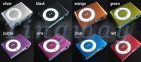 2014 MP3 Player with Clip control 8 color  mp3 players cheapest MINI Flash Gift clip  MP3+USB +Earphone