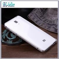Metal Bumper Aluminum Case For Xiaomi M4 Mi4 Bumper Case+Gift Screen Protector
