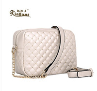 new 2014 women Vintage motorcycle shoulder handbag messenger bag purse women case clutch