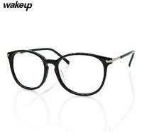Wood ninety authentic wakeup W5175 decoration myopia glasses frame glasses