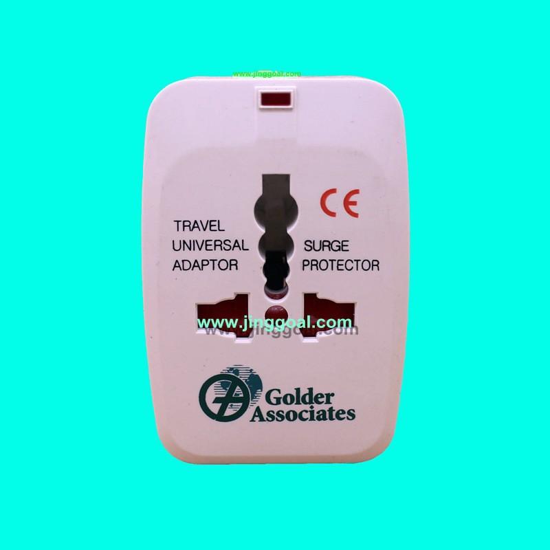 200pcs/lot universal plug adapter kostenlos versand per DHL/fedex/ups