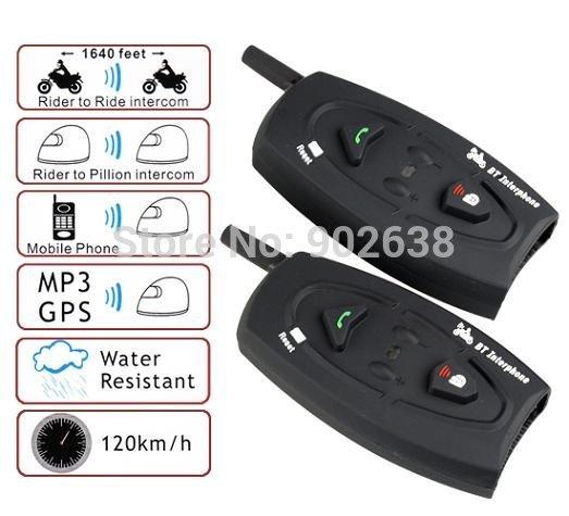 Free shipping,500M intercom,helmet interphone,motorcycle accessories,motorcycle helmet intercom,intercom,interphone(China (Mainland))