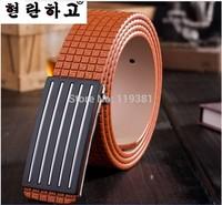 DIY 2014 Designer Belts for Men Women,2014 New Brand Belt for Mens Women Belt Fashion Casual Belts for Men Genuine Leather Alloy