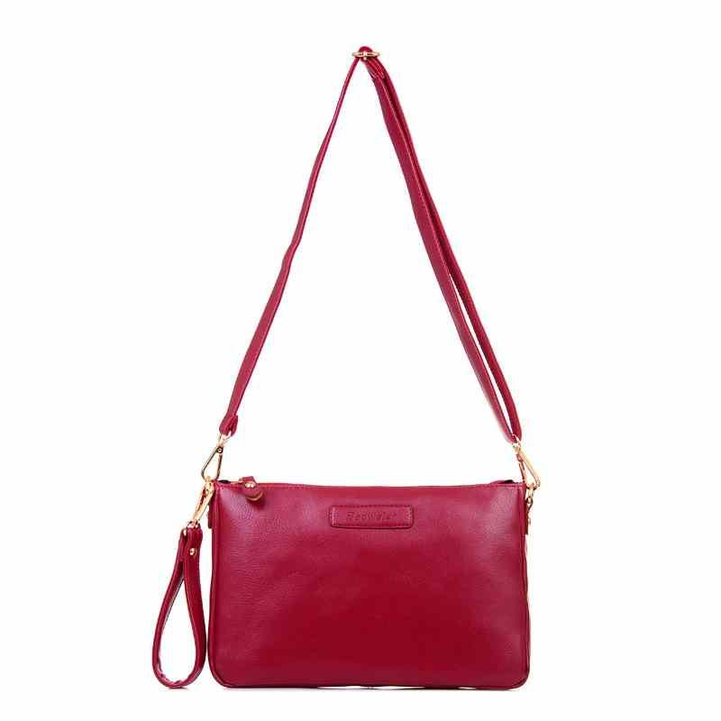 Korean 2014 new trend handbag leather envelope bag fashion bag with shoulder Messenger bag ladies hand bag(China (Mainland))