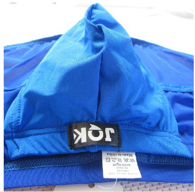 Mensthongnylonmesh xl 327 , jqk blue nylon white(China (Mainland))
