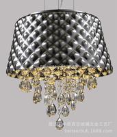 Simple high-end fashion creative glass chandelier living room den restaurant bar lamp factory outlets