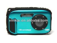 2014 hot Selling Underwater Digital Camera Waterproof Rating IPX8 (DC-188)