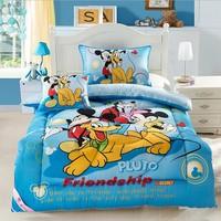 Free  Shipping!  Minnie Kids Quilt New Cartoon Children Cotton Quilt Comforter 150*200cm Winter Warm
