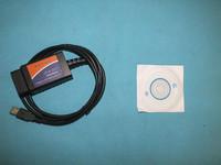 2014 High Quality  OBD/OBDII Scanner ELM 327 Car Diagnostic Scanner ELM327 USB Diagnostic Scanner