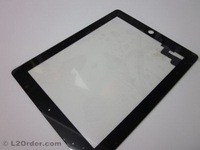 NEW LCD LED Touch Screen Glass for Apple iPad 2 Black A1395 A1396 A1397